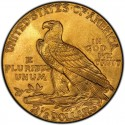 1929 Indian Head $2.50 Quarter Eagle Value