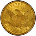 1842 Liberty Head $10 Gold Eagle Values