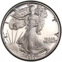 1988 American Silver Eagle Value