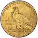 1908 Indian Head $2.50 Quarter Eagle Value