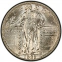1923 Standing Liberty Quarter
