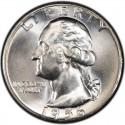 1956 Washington Quarter Value