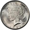1926 Peace Dollar Value