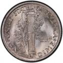 1923 Mercury Dime Value