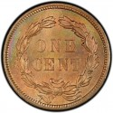 1859 Indian Head Pennies Value
