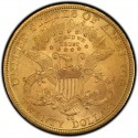 1884 Liberty Head Double Eagle Value