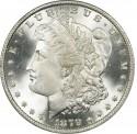 1879 Morgan Silver Dollar Value