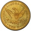 1846 Liberty Head $10 Gold Eagle Values