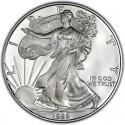 1999 American Silver Eagle Value