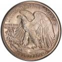 1916 Walking Liberty Half Dollar Value