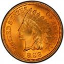1899 Indian Head Pennies