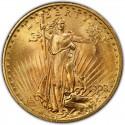 1908 Saint-Gaudens Double Eagle