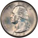 1938 Washington Quarter Value