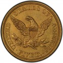 1848 Liberty Head Half Eagles values