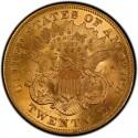 1875 Liberty Head Double Eagle Value