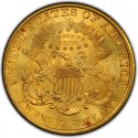 1897 Liberty Head Double Eagle Value