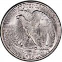 1945 Walking Liberty Half Dollar Value