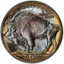 1918 Buffalo Nickel Dollar