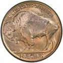 1919 Buffalo Nickel Dollar