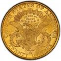 1882 Liberty Head Double Eagle Value