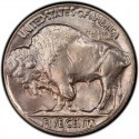 1925 Buffalo Nickel Dollar
