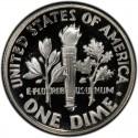 1958 Roosevelt Dime Value