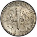 1955 Roosevelt Dime Value