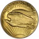 1907 Saint-Gaudens Double Eagle Value