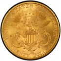 1889 Liberty Head Double Eagle Value
