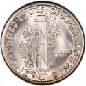 1928 Mercury Dime Value