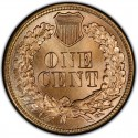 1862 Indian Head Pennies Values