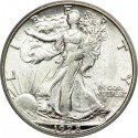 1928 Walking Liberty Half Dollar