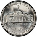 1945 Jefferson Nickel Value