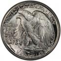 1944 Walking Liberty Half Dollar Value