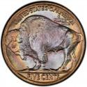 1923 Buffalo Nickel Dollar