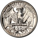 1952 Washington Quarter
