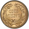 1857 Flying Eagle Pennies Values