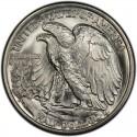 1934 Walking Liberty Half Dollar Value