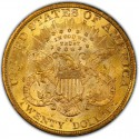 1879 Liberty Head Double Eagle Value