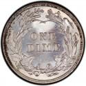 1916 Barber Dime Value