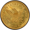 1839 Liberty Head Half Eagles values