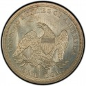 1864 Seated Liberty Silver Dollar Values