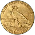 1928 Indian Head $2.50 Quarter Eagle Value