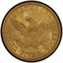 1843 Liberty Head Half Eagles values