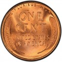 1945 Lincoln Wheat Pennies Value