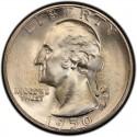 1950 Washington Quarter Value