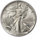1991 American Silver Eagle Value