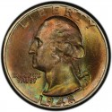 1948 Washington Quarter Value
