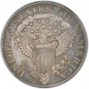 1800 Draped Bust Silver Dollar Value