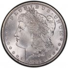 1882 Morgan Silver Dollar Value